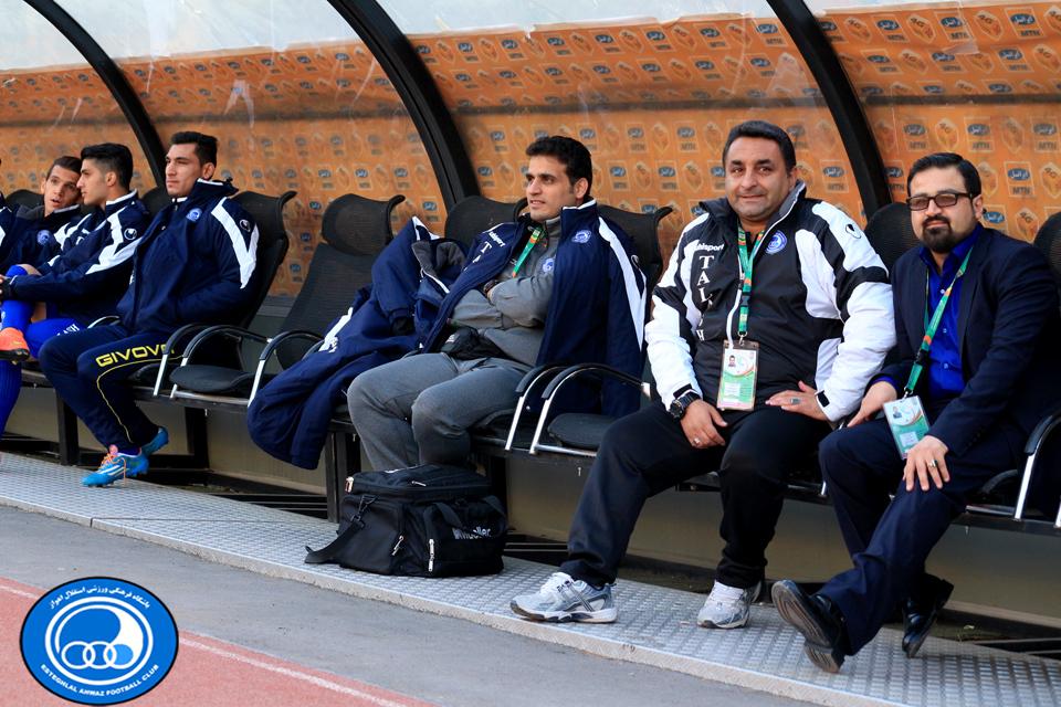 مهدی امیری سوادکوهی مربی با استعداد مازندرانی در تیم لیگ برتری استقلال اهواز